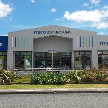 Mico Building Signage
